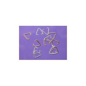 Triangular Clamps Gold Plated*