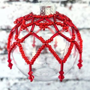 Beaded Bauble