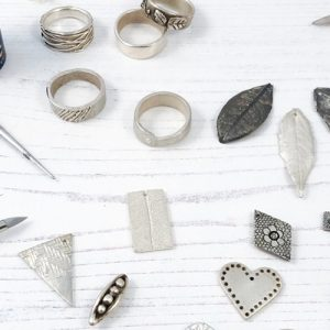Introduction to Silver Art Clay Workshop