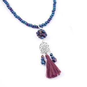 Tassel Jewellery Set