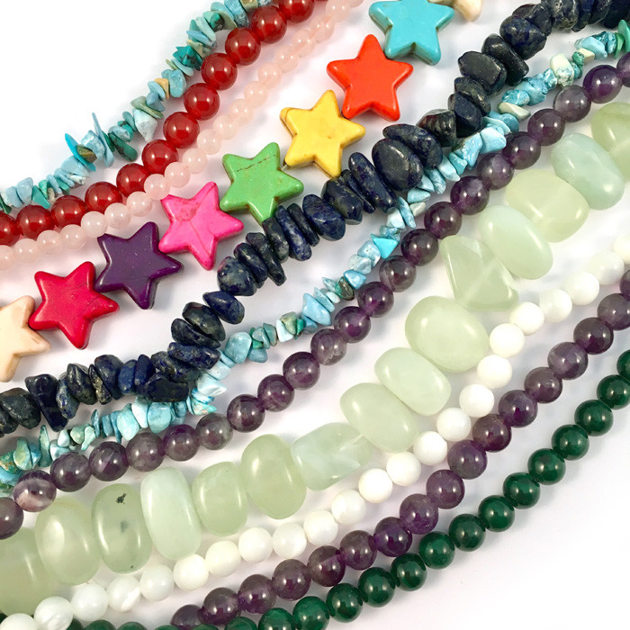 Semi Precious Beads