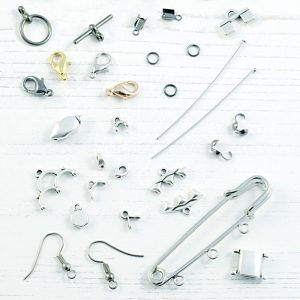Clasps, Earrings & Findings