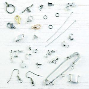 Clasps, Earrings & Findings
