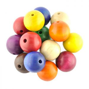Wooden Beads and Ceramic Beads