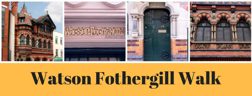 Things to do in Nottingham - Watson Fothergill Walk Nottingham