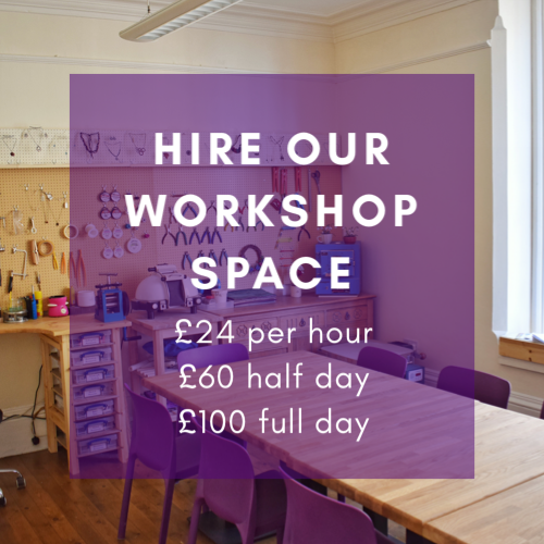 Hire The Bead Shop Workshop Space in Nottingham