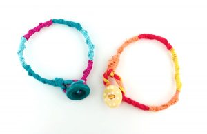 Kids simple friendship bracelets