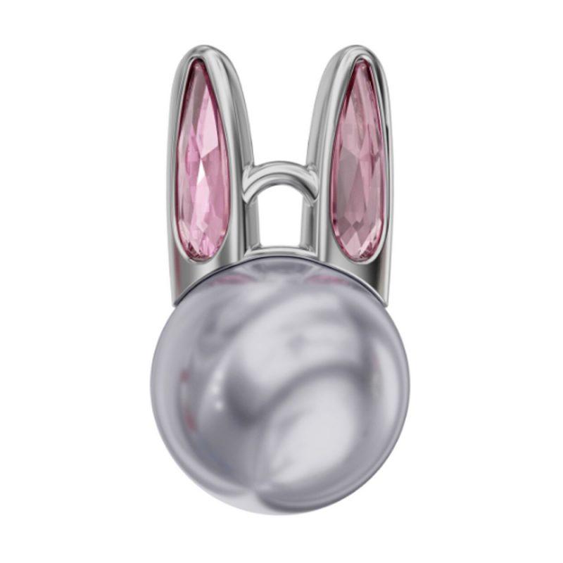 Swarovski Becharmed Bubbly Bunny charm