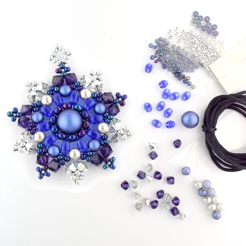 Virtual Workshop – Star Mandala Pendant