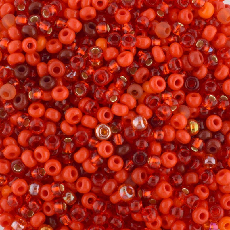 Preciosa size 8 seed beads