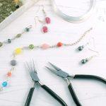 jewellery making for beginners virtual workshop
