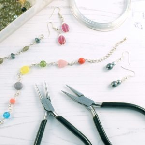 jewellery making for beginners virtual workshop