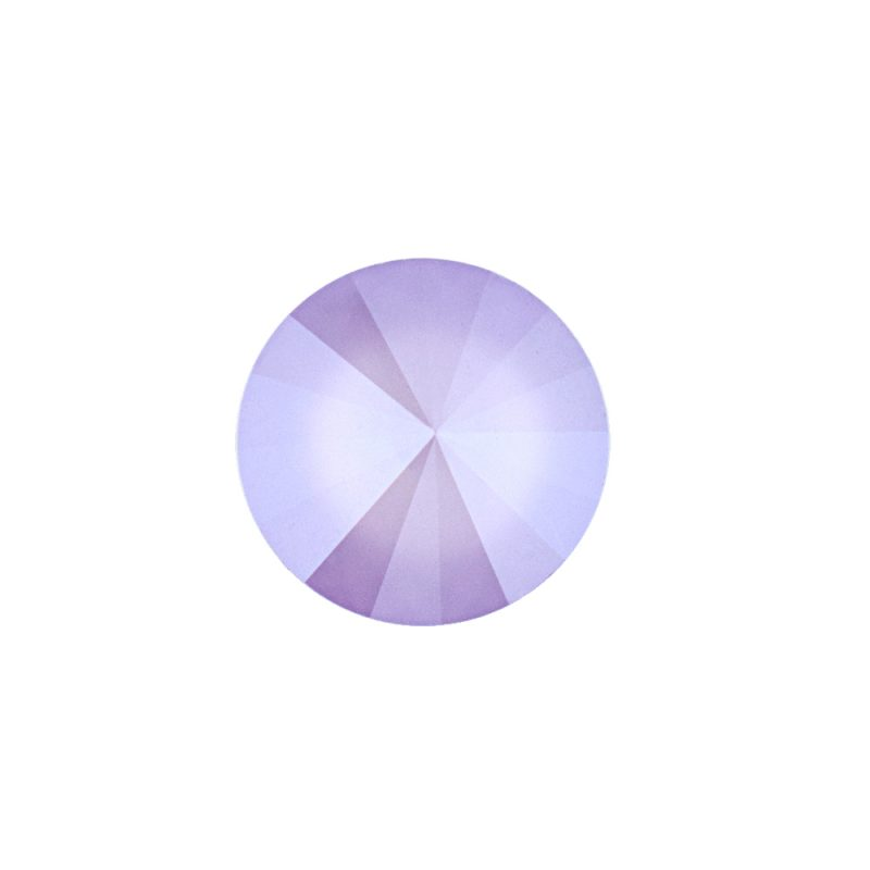 12mm Swarovski Crystal Rivoli Lilac