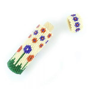 Beaded Needle case cover kit