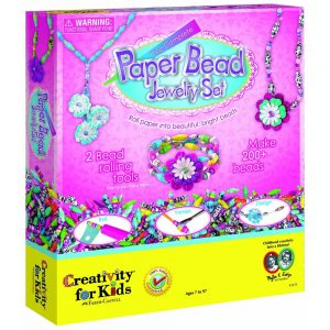 The Complete Paper Bead Jewellery Set