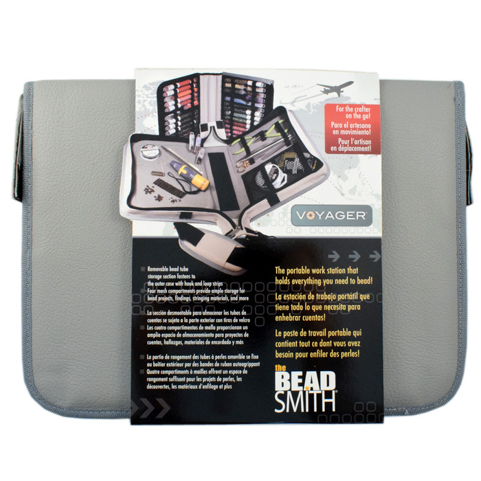 The Beadsmith Voyager - bead storage and travel case