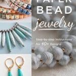 Paper Bead Jewelry by Keiko Sakamato