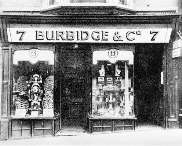 History of 7 Maret Street nottingham