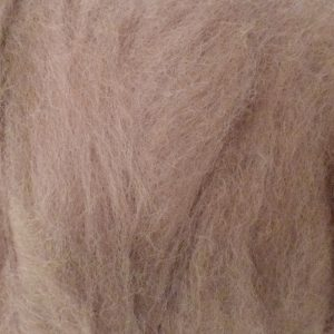 Dusty Rose Corriedale roving for felting