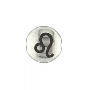 Leo Zodiac Sign Bead