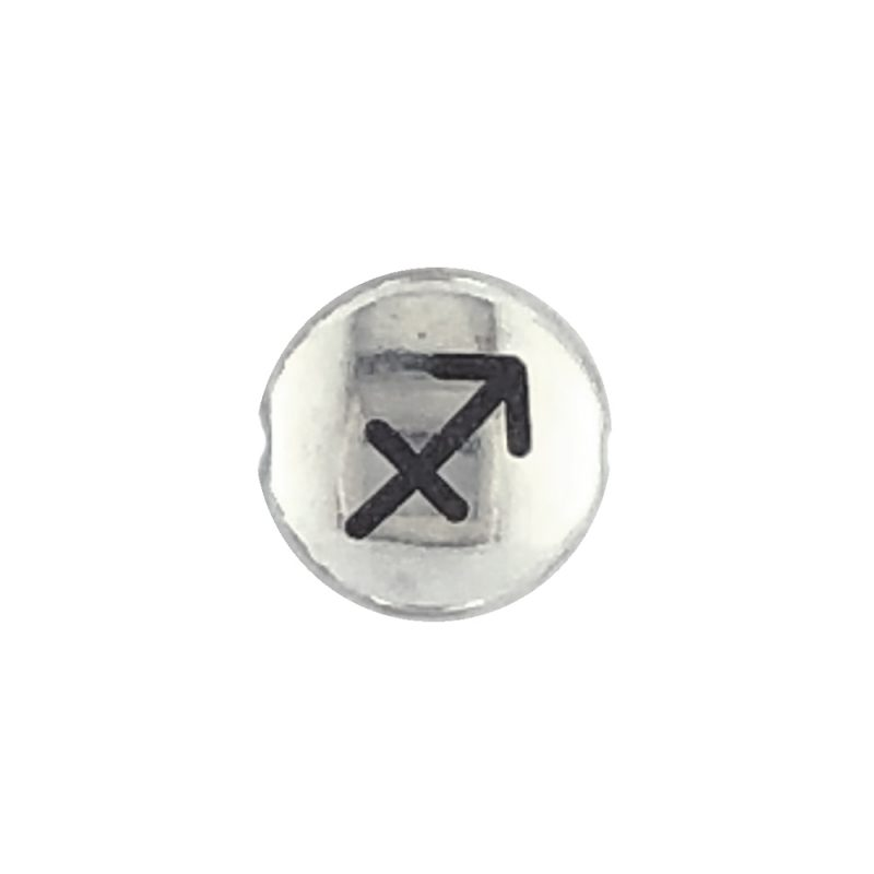 Sagittarius Zodiac Sign bead