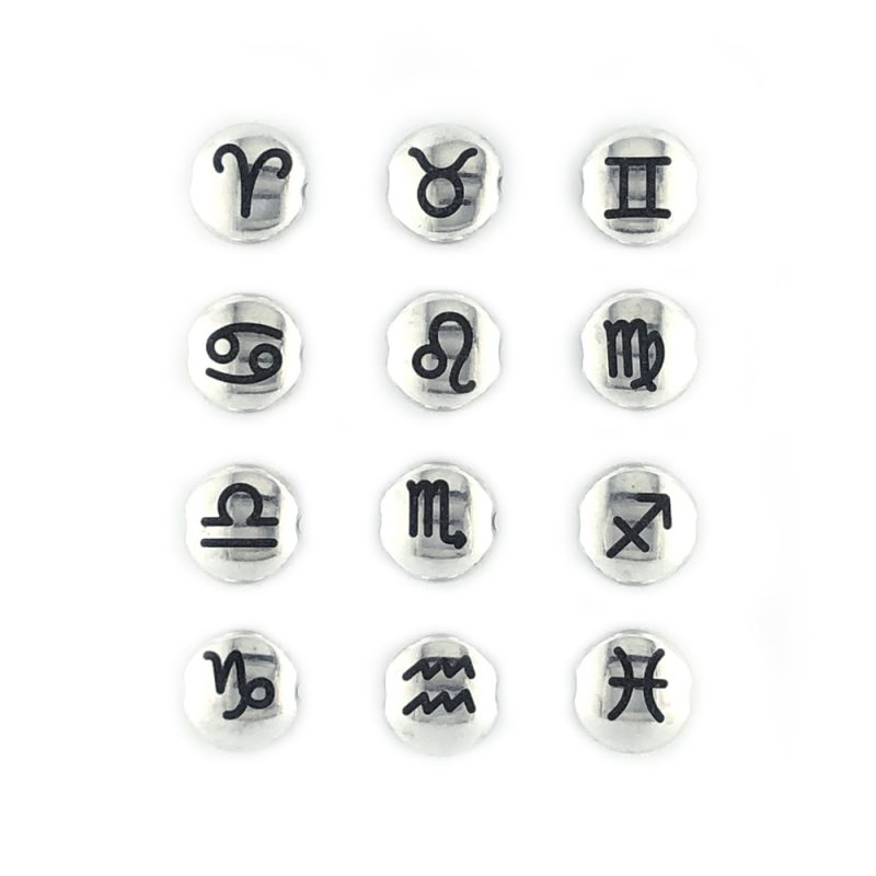 Zodiac Sign Beads The bead Shop Nottingham