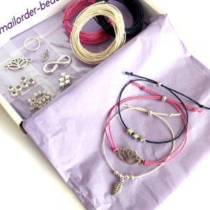 Stacking Bracelet Kit - The Bead Shop Nottingham
