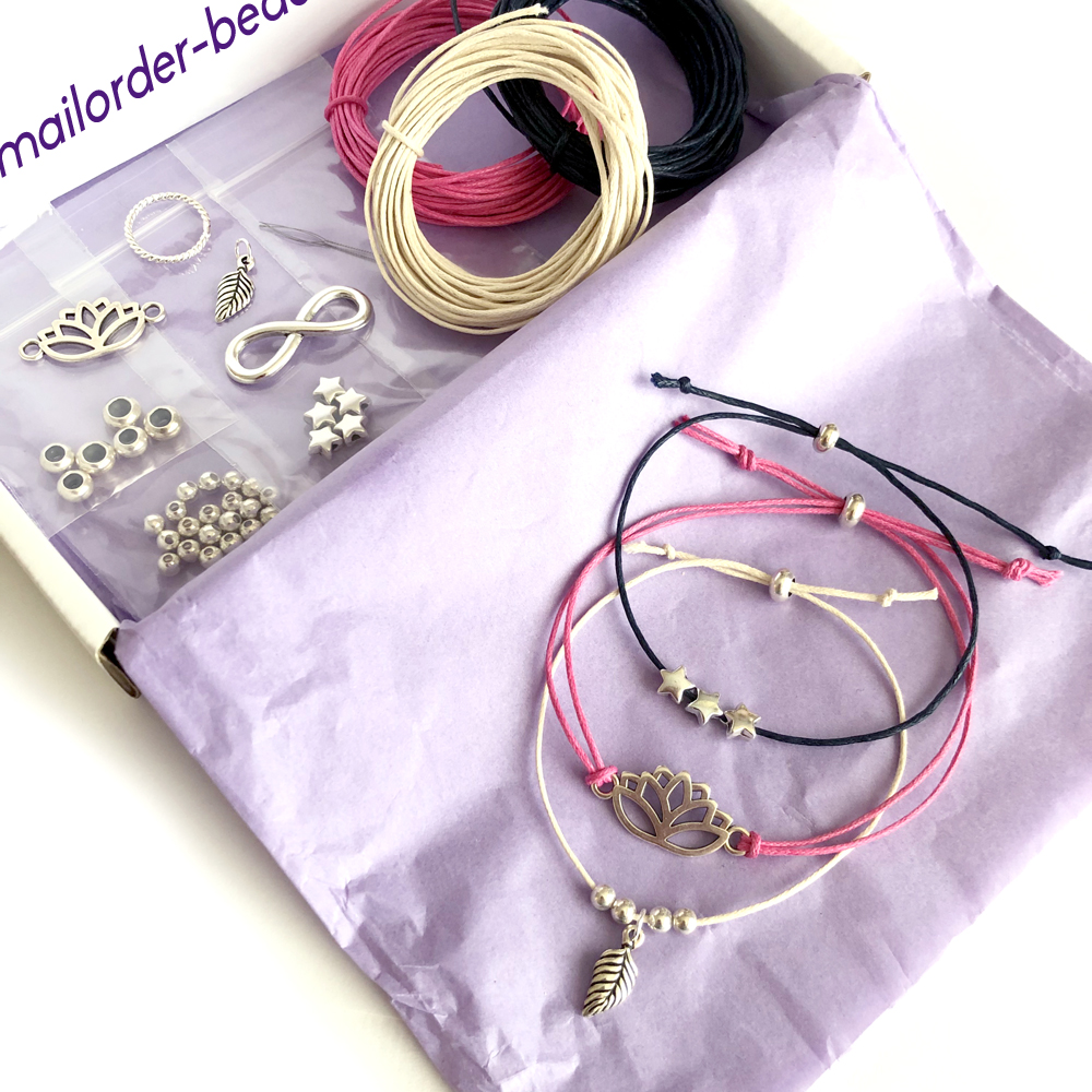 Stacking Bracelet Kit - The Bead Shop Nottingham