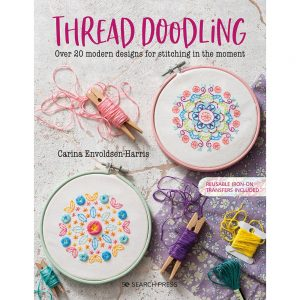 Thread Doodling by Carina Envoldson-Harris