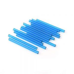 40mm innovated PRECIOSA glass tube beads