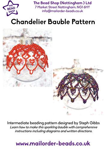 Chandelier Bauble Kit Pattern