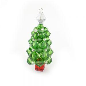 Swarovski Fern Green Christmas Tree Decoration Kit