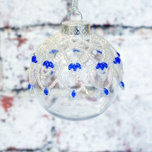 Chandelier Bauble Kit - Crystal AB
