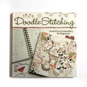 Doodle Stitching book