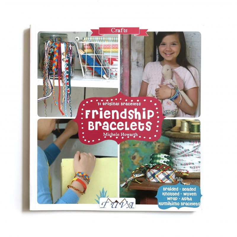 Friends Ship Bracelet book