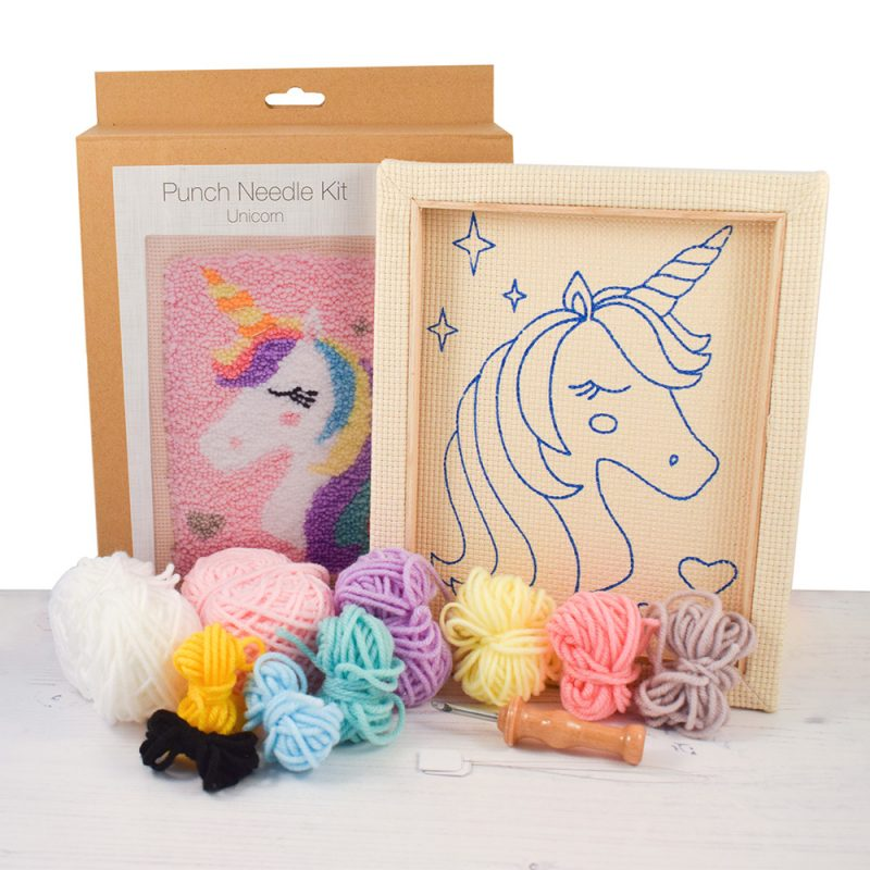 Unicorn pinch needle kit