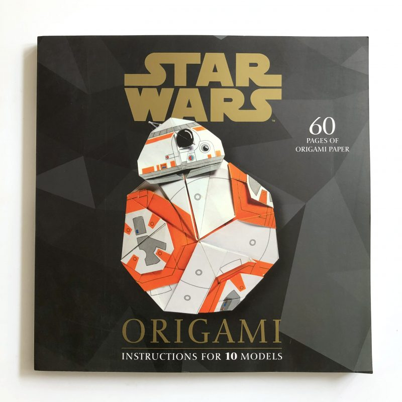 Star Wars Origami book
