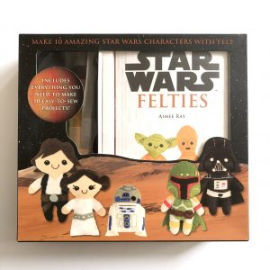 Star Wars Felties Book