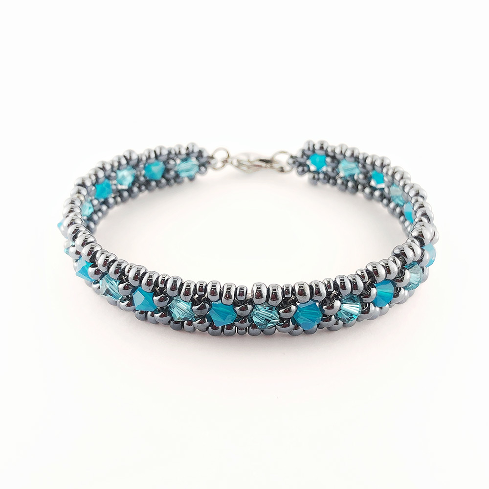 Swarovski Daisy Chain Bracelet