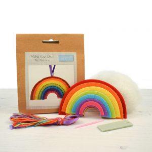 Felt rainbow kit