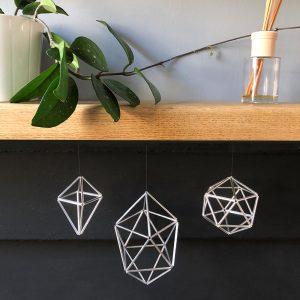 Geometric Decorations - Beading Kit
