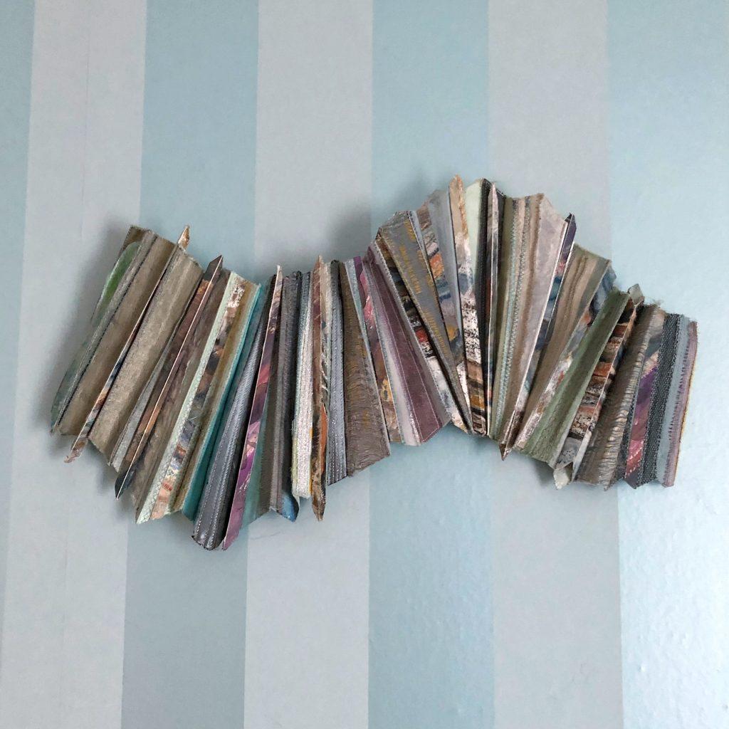 Contemporary Textile Art by Brenda Gibbs