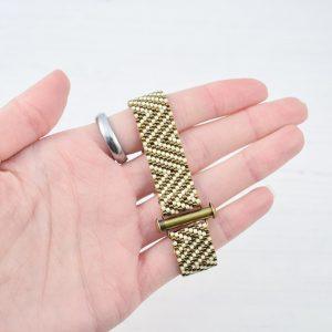 deco decadent peyote bracelet kit