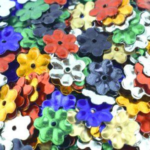 gutermann flower sequins