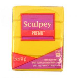 sculpey premo zinc yellow hue