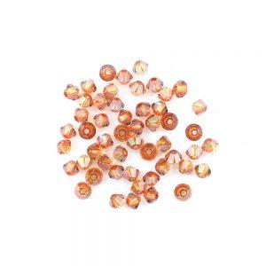 3mm copper swarovski crystal xilion
