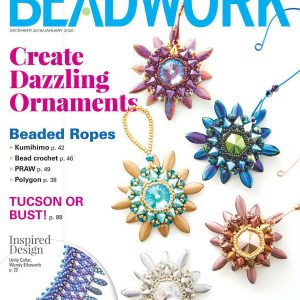 Beadwork Magazine December 2019 / January 2020
