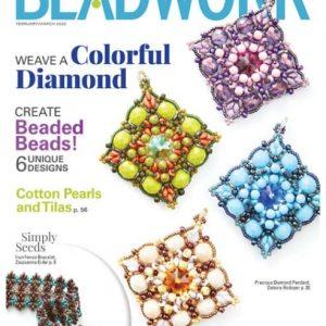 Beadwork Magazine February / March 2020