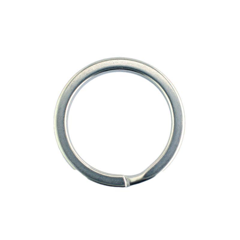 25mm surgical steel split ring