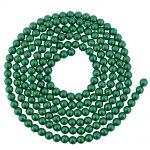 swarovski 3mm pearls eden green